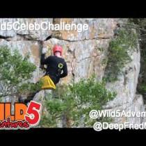 Deep Fried Man does the #Wild5CelebChallenge