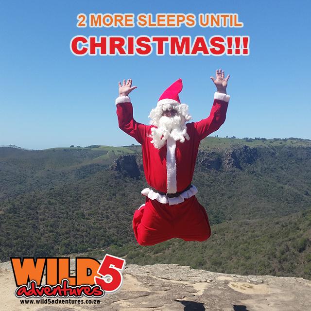2 more sleeps until christmas - Sleeps Until Christmas