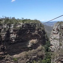 Oribi Gorge from A bird's eye view