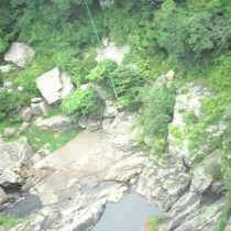 Insane cliff jump flips