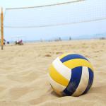 Field or Beach Olympics